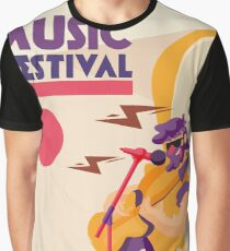 Party poster Graphic T-Shirt