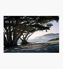 Carmel Beach Photographic Print