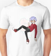 Cotton Candy Boy Unisex T-Shirt