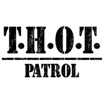 THOT Patrol by Riark