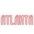 Atlanta Georgia ATL by fantedesign
