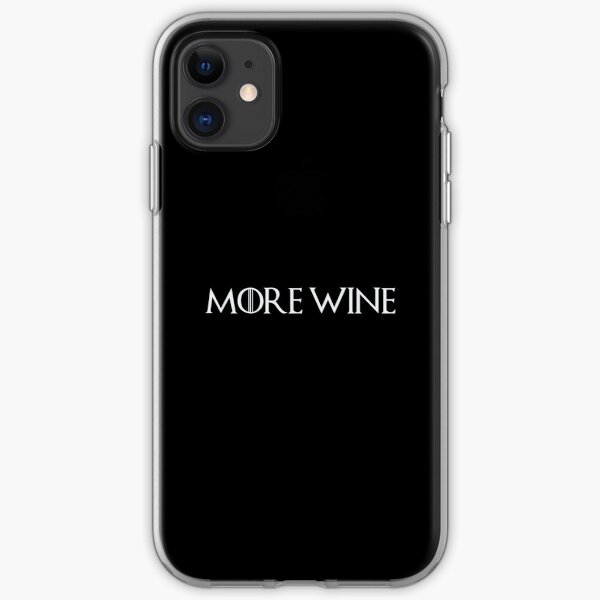 Cersei Lannister - More Wine iPhone Soft Case