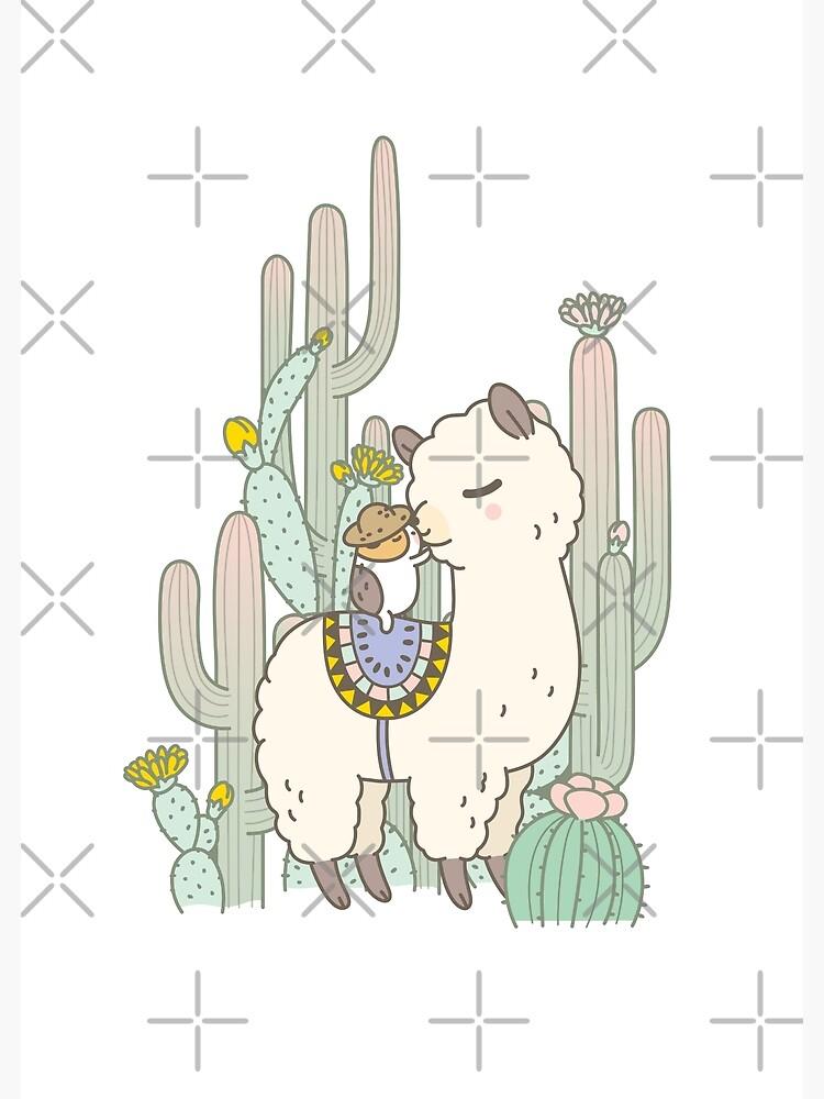 Alpaca Kiss by Miri-Noristudio