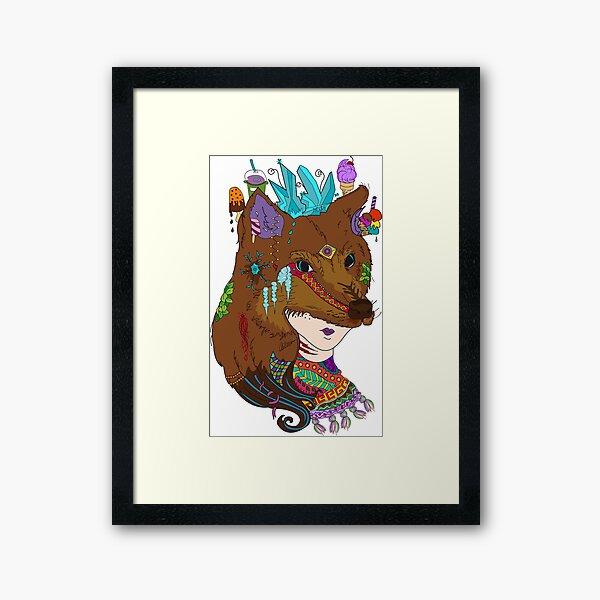 Bito Framed Art Print