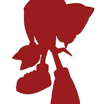 Knuckles the echidna by terrazicaio
