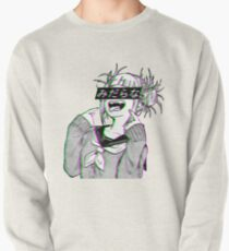 LEWD - Sad Japanese Anime Aesthetic Pullover