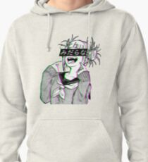 LEWD - Sad Japanese Anime Aesthetic Pullover Hoodie