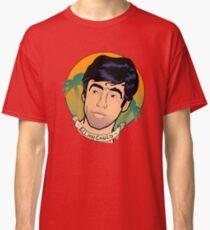 70s Heartthrobs: Elliott Gould Classic T-Shirt