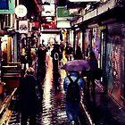 Melbourne Laneway by Bianca Turner