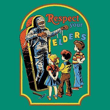 Respektiere deine Ältesten von stevenrhodes