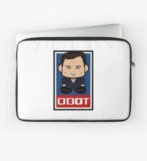 Chris Christie Politico'bot Toy Robot 2.0 Laptop Sleeve