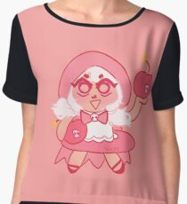 Cherry Cookie - Cookie Run Chiffon Top