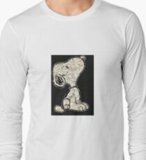 Doggy Thoughts Long Sleeve T-Shirt