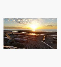 Wreck Beach Vancouver Photographic Print