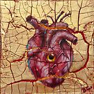 """The Heart Must First Break to Grow"", Series ""Arrhythmia"" by Blue Reid"