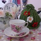 Time for Tea Collection By Miss K L Slomczynski KABFA Designs by KABFA