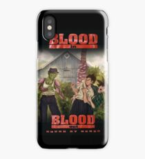 Dragon Ball: Blood In Blood Out iPhone Case
