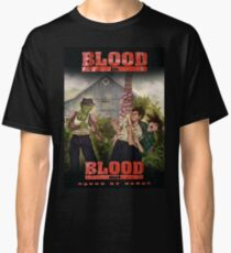 Dragon Ball: Blood In Blood Out Classic T-Shirt