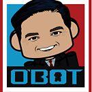 Rubio'bot Politico'bot Toy Robot 3.0 by Carbon-Fibre Media