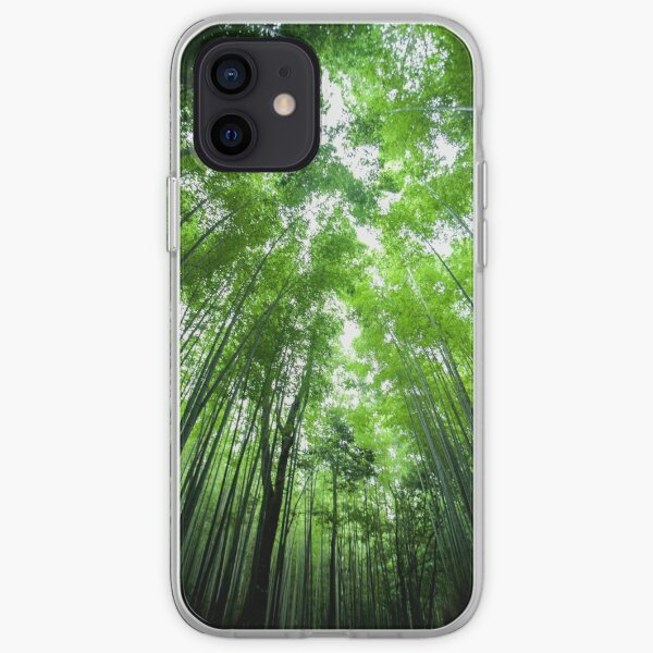 Bamboo Forrest iPhone Soft Case