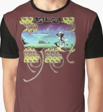 Yes - Yessongs Graphic T-Shirt