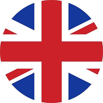 United Kingdom Flag T Shirt for adults and children by artbaggage