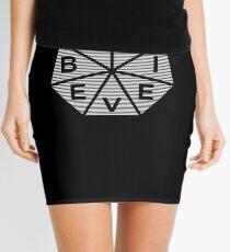 Believe Motivation Mini Skirt