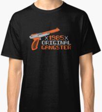 1985 Original Gangster Gamers Nintendo Duck Hunt Classic T-Shirt