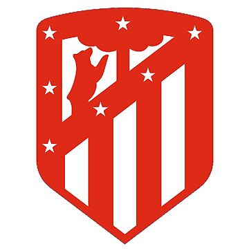 Atletico de Madrid by camisetascharly