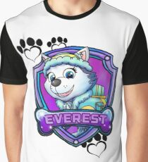 Paw Everest Graphic T-Shirt