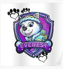 Paw Everest Poster
