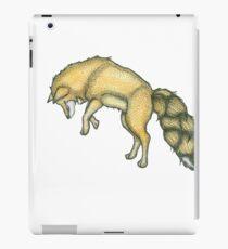 Fred the Fox iPad Case/Skin