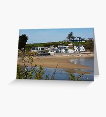 Abersoch, North Wales Greeting Card