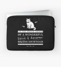 Funda para portátil British Shorthair Funny Cat Gift