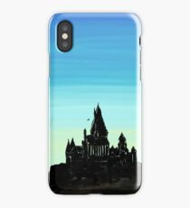 Castle Print iPhone Case