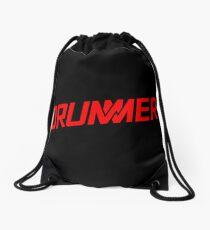 DRUMMER Logo Drawstring Bag
