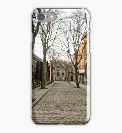 Looking from Montpeleir Parade, Harrogate iPhone Case/Skin