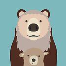 Baby Bear by KortoGott