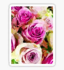 Flower Bouquet 2 Sticker