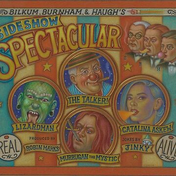 Sideshow Spectacular by ThomasSciacca
