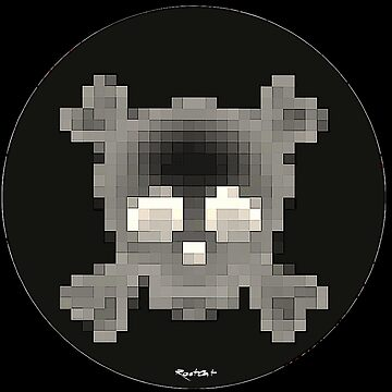 Emojii skullii-pix • 1 by Grimm-Land