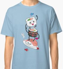 Surfin' sushi Classic T-Shirt