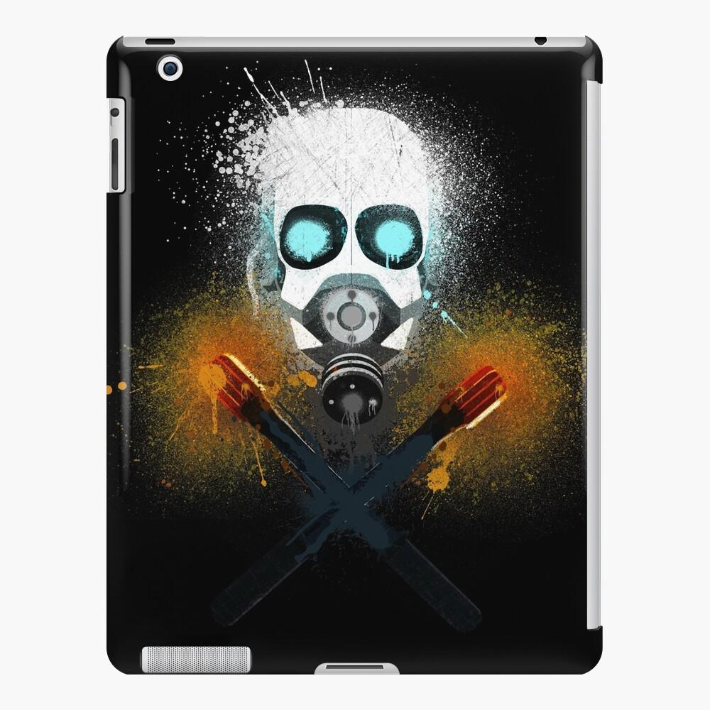 Combine Splatter Grunge iPad Case & Skin
