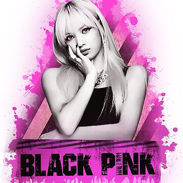 Black Pink yg T Shirt (YG) by geregorik