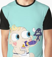 Baby star vs the forces of evil Graphic T-Shirt