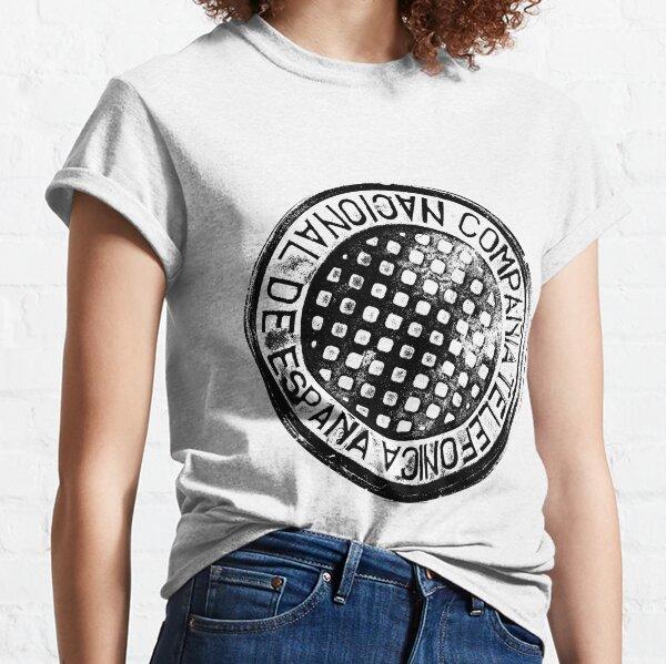 Manhole Ibiza - Santa Eulalia Del Rio, Spain  Classic T-Shirt