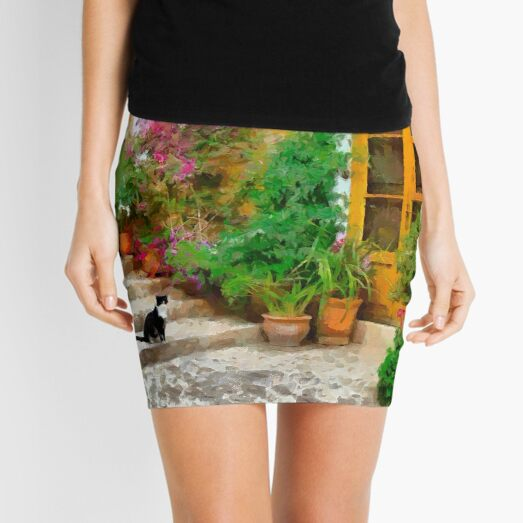 HC0241 Mini Skirt