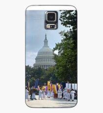 National Woman's Party marching in Washington D.C. May 21, 1922. Case/Skin for Samsung Galaxy
