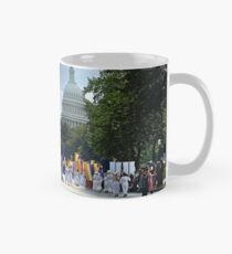 National Woman's Party marching in Washington D.C. May 21, 1922. Mug
