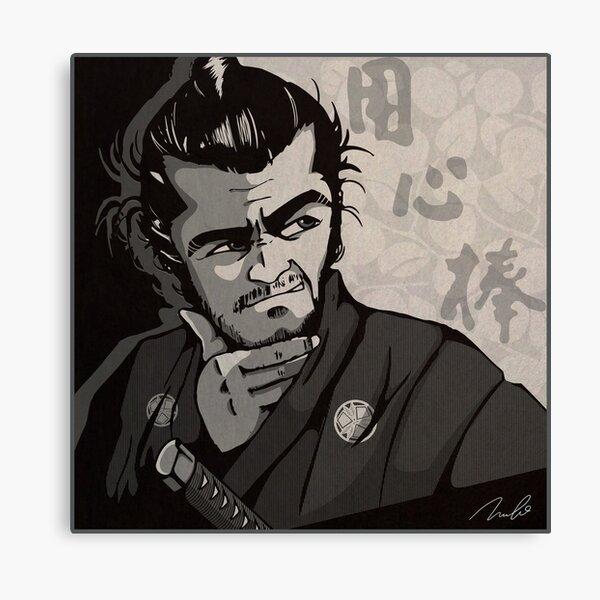 YOJIMBO Canvas Print